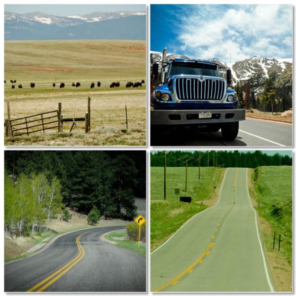 Retrospectiva 2012 – US Roads
