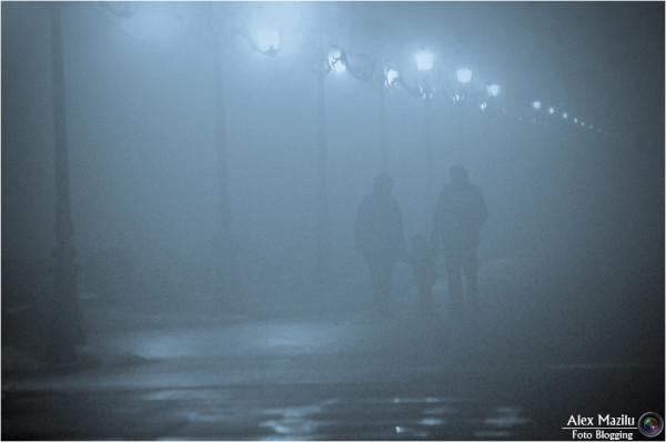Joaca cu ceata I